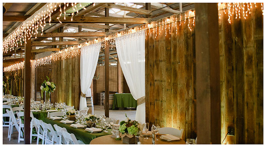 Wilson barn wedding
