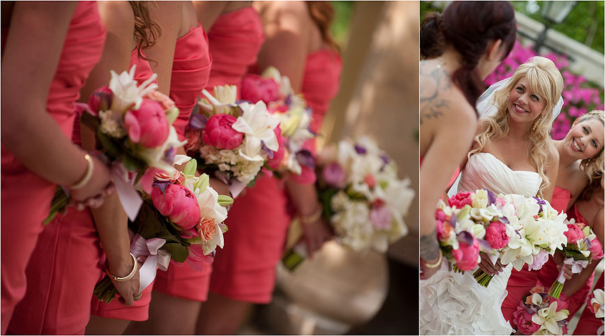 Coral Flower Bouquet Images & Pictures - Becuo
