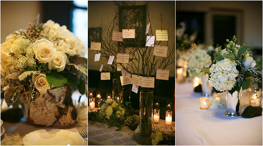 sacramento wedding florist sutter club