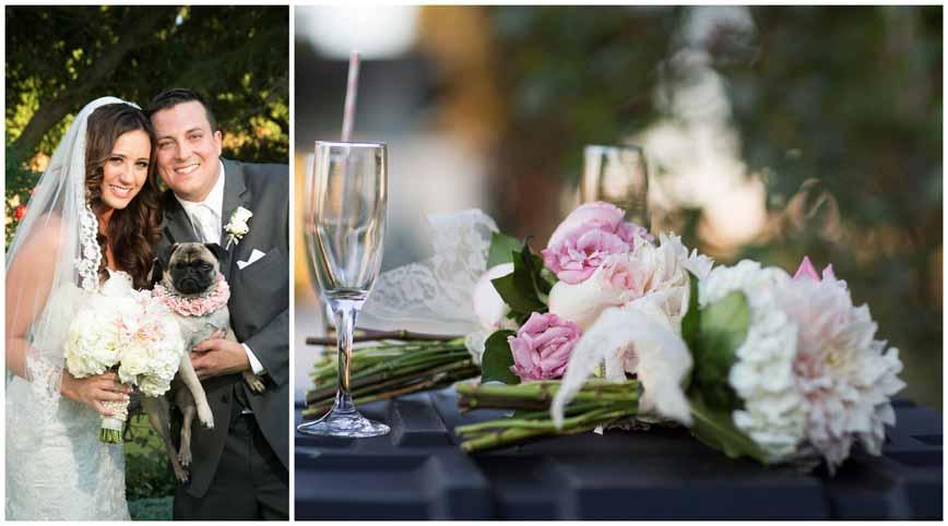 Wilson Vineyards Wedding Flowers Ambience Floral Design