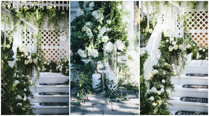 Elegant Emerald Wedding Ambience Floral Design Gifts
